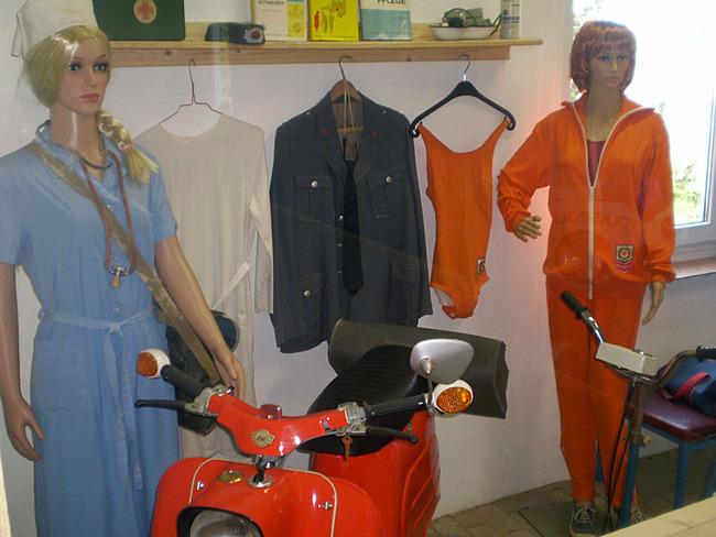 Berufsbekleidung aus der DDR