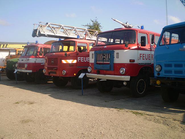Feuerwehren aus der DDR