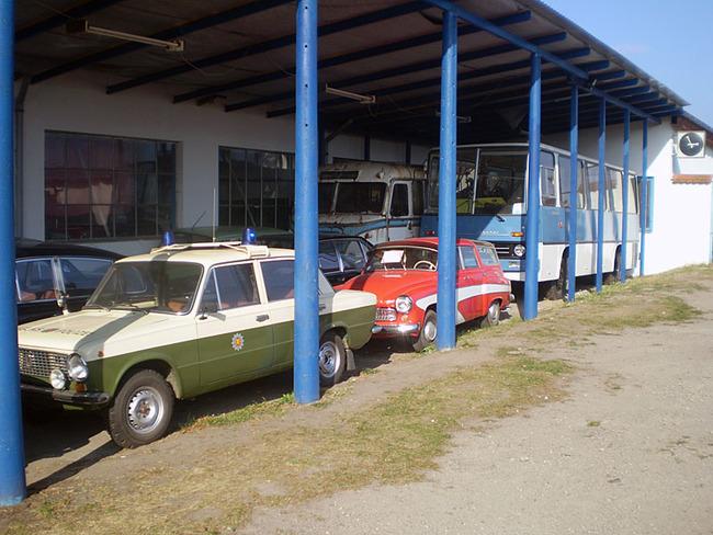 Fahrzeuge in der DDR