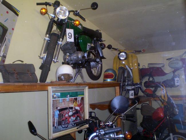 Mopeds aus der DDR