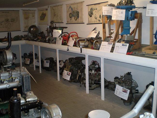 Motore und Werkzeuge