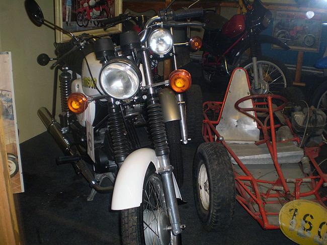 Motorräder aus der DDR