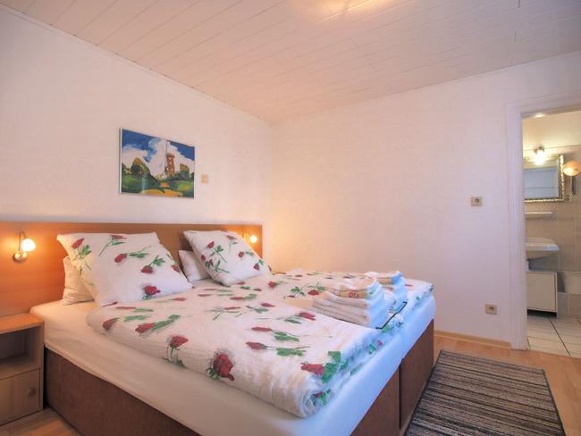 Appartement1 Schlafzimmer