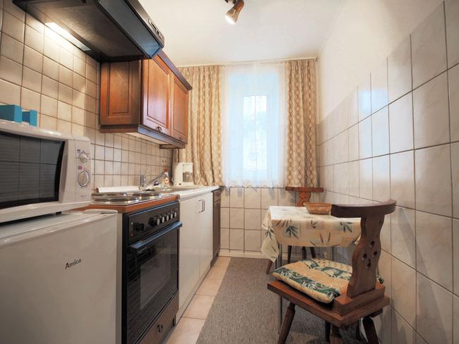 Appartement2 Küche