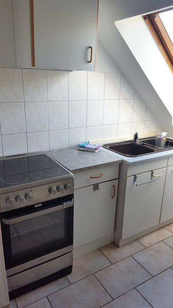 Küche - Fewo1