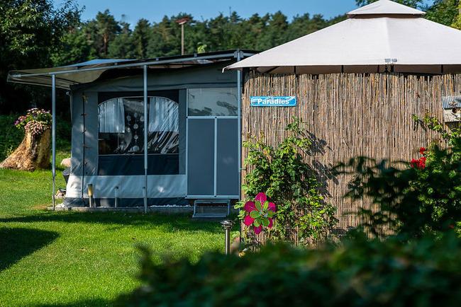 Campingplatz Nitschow - Dauercamper