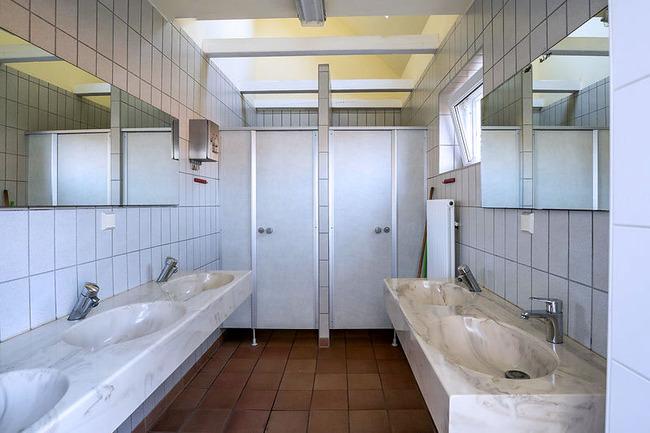 Campingplatz Nitschow - Sanitärhaus
