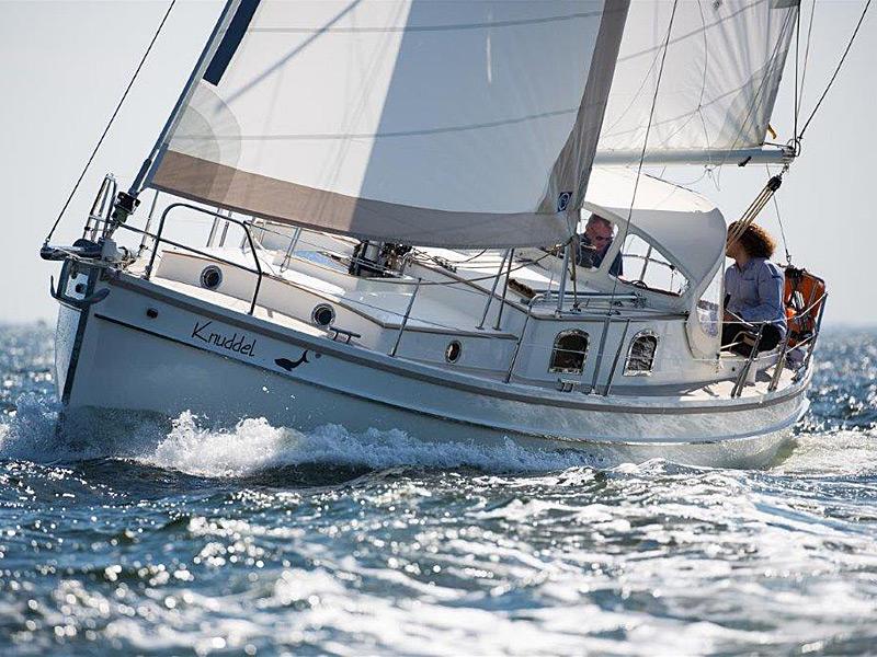 Noordkaper 28c Segelyacht