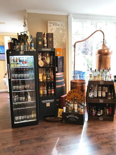 Schottische Whiskys