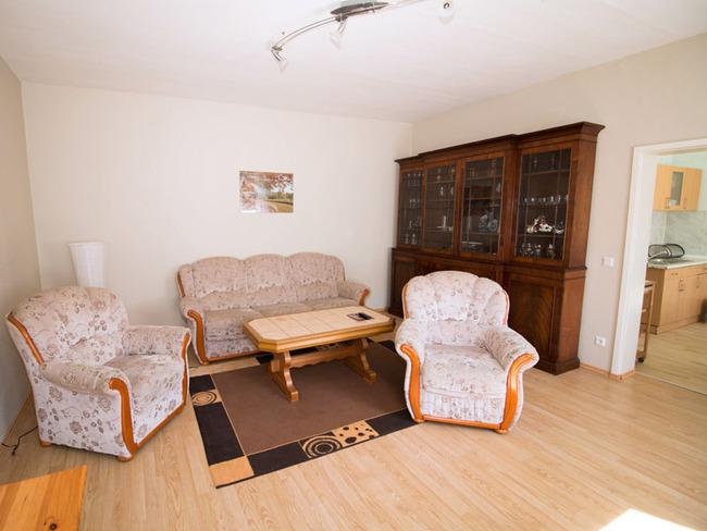 Appartement 2 - Wohnraum