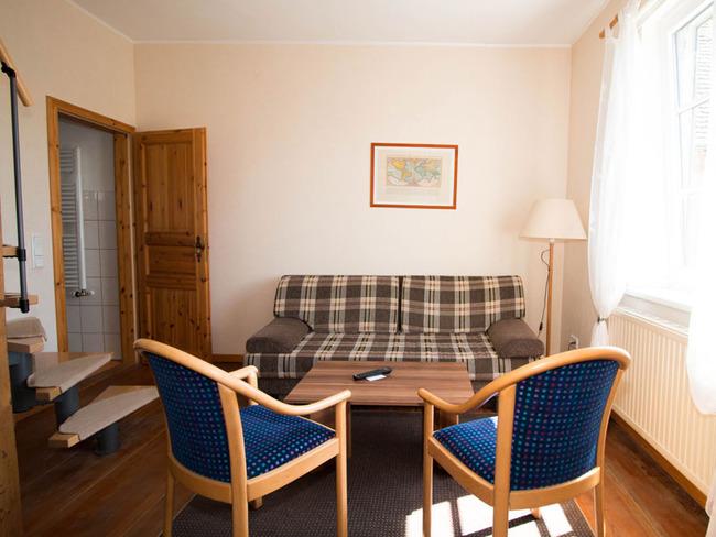Doppelzimmer 3 - Wohnraum