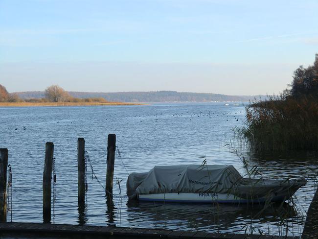 Kleine Badestelle Leistener Lanke Plauer See