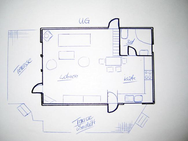 Haus 1 Grundriss Erdgeschoss