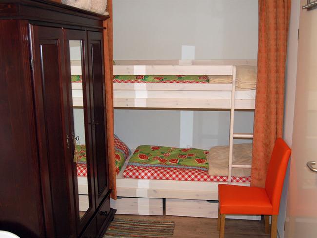 Haus 2 Etagenbett ideal für Kinder