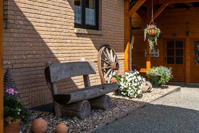 Landhaus-Rügeband-Pension-Waren