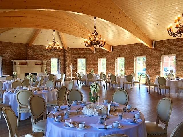 Festsaal im Haus Wildrose