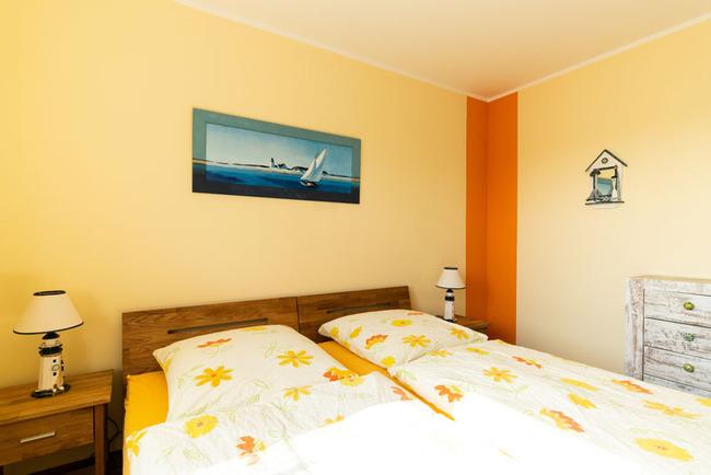 3-Raum FeWo - Zweites Schlafzimmer