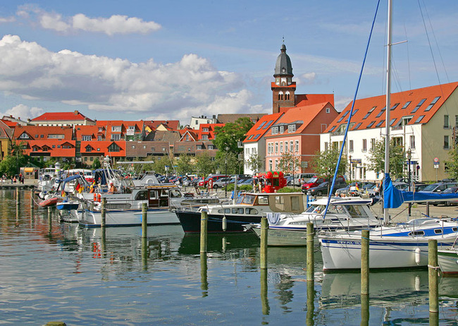 Stadthafen Waren