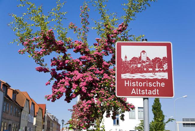 Historische Altstadt Waren