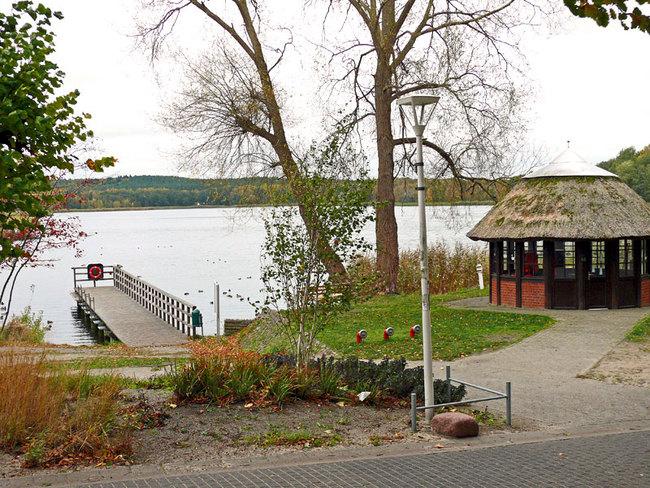 Pavillon am Kölpinsee