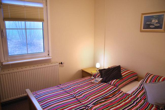 Haus Wohlenberg Schlafzimmer 1