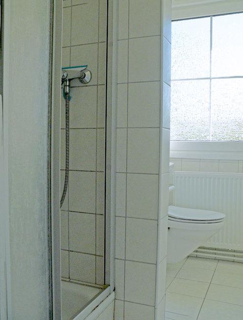 Haus Wismar Bad mit Dusche