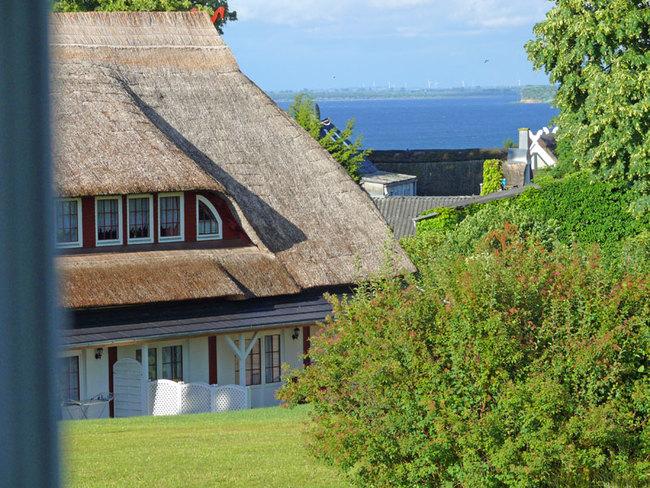 Haus Wismar Aussicht zur Ostsee