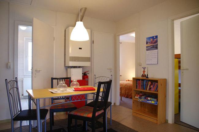 Haus Wismar Diele mit Essplatz