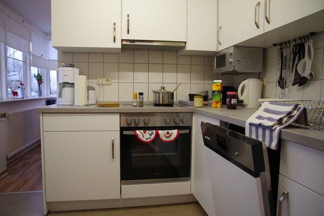 Haus Wismar - Küche