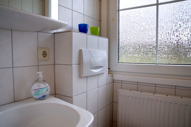 Haus Poel Badezimmer