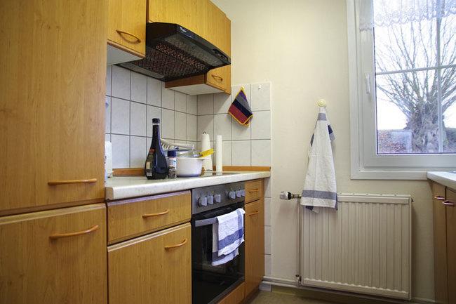 Haus Poel Küche