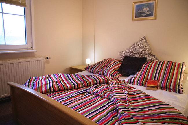 Haus Poel Schlafzimmer