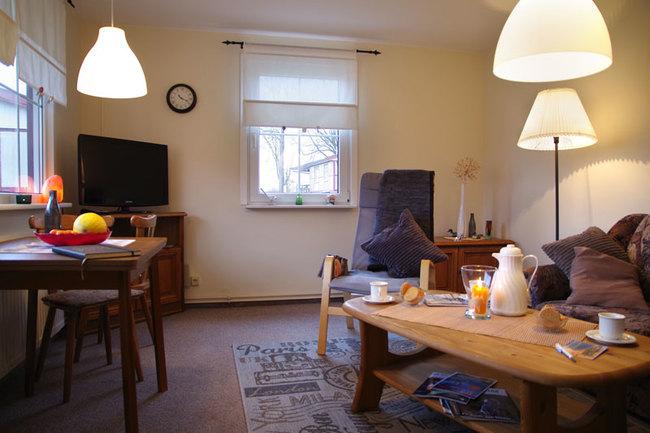 Haus Poel Wohnzimmer