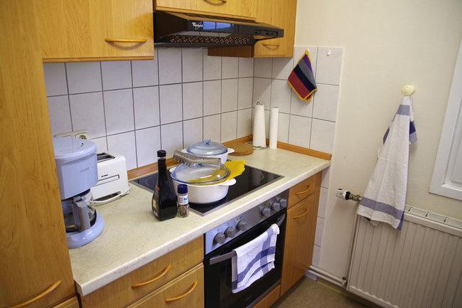 Haus Boltenhagen Küche