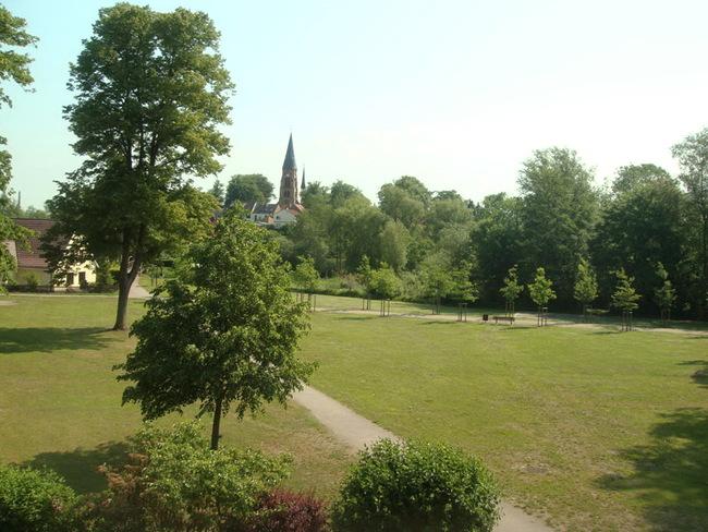 Park in Warin