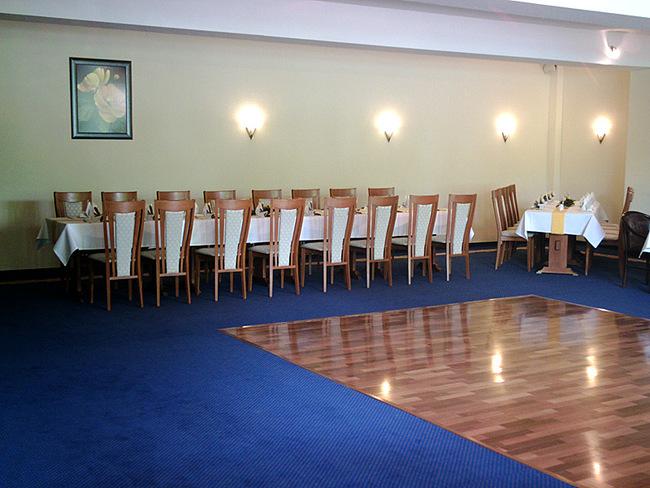 Saal mit Tanzfläche