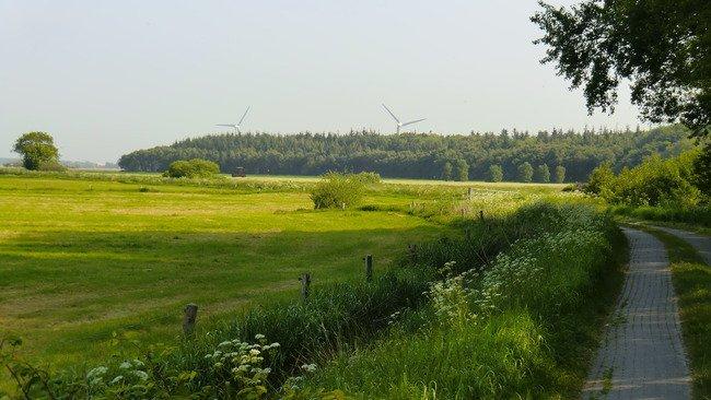 Großheide - ostfriesische Landschaft