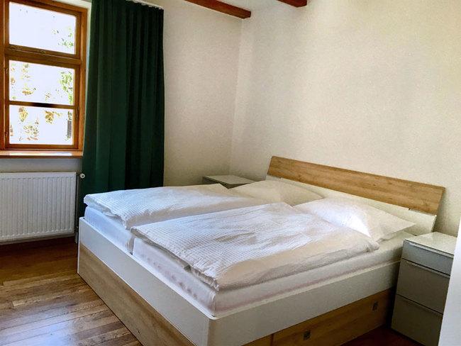 Haus Monika - SZ 1 mit Doppelbett
