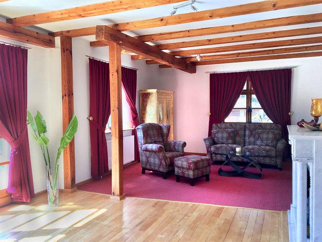 Haus Monika - WZ mit Couchecke