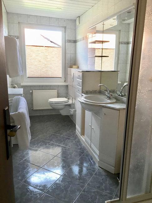 Haus Yvonne - Badezimmer