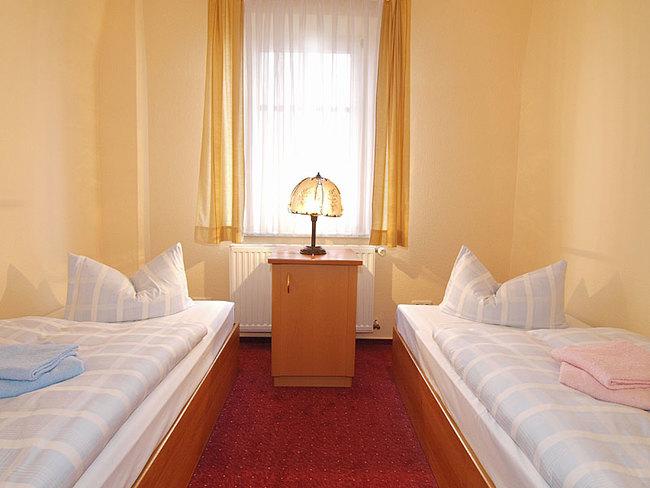 große Fewo - SZ mit Einzelbetten