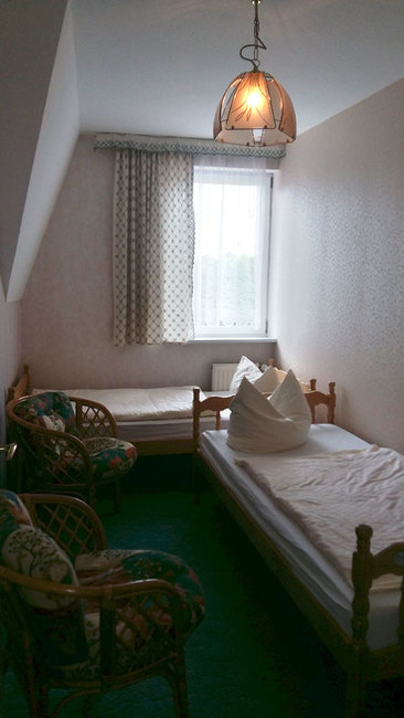 Familiensuite 2 - SZ mit Einzelbetten