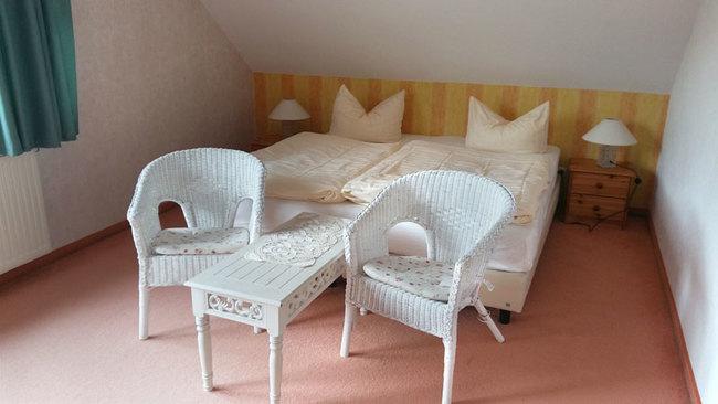 Familiensuite 2 - SZ mit Doppelbett