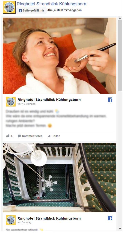 Vorschau  Facebook