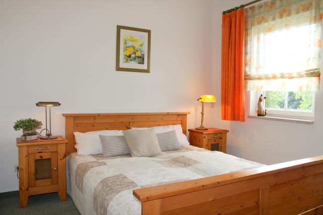 """Appartement """"Müritzwiese"""" - separates Schlafzimmer"""
