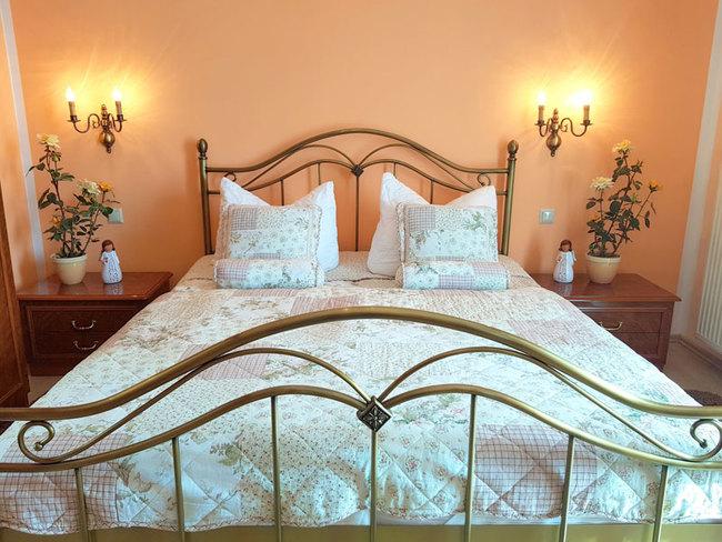 Fewo Romantik - Schlafzimmer 2