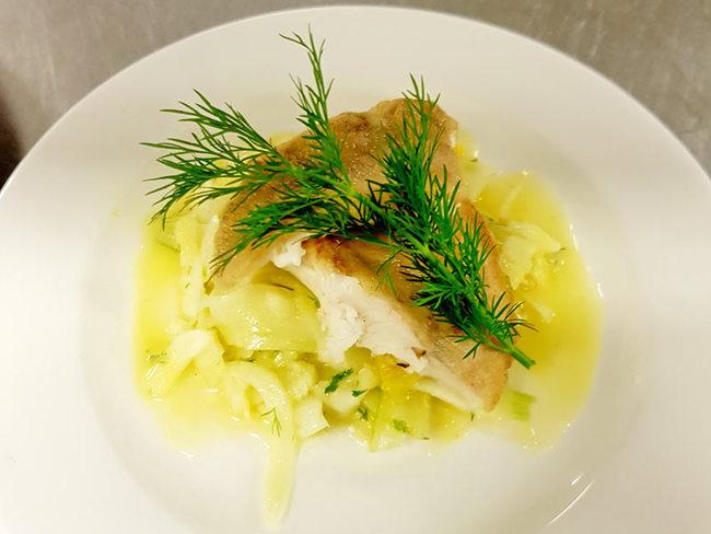 Restaurant Gasthof Pritzier - Gericht