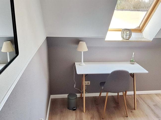 Zimmer - Einzelzimmer mit Ausblick