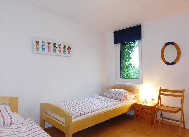 Fewo Daniel - SZ mit zwei Betten