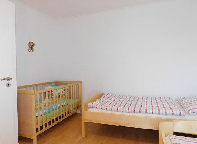 Fewo Daniel - SZ mit Kinderbett